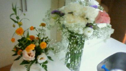 素子さんのお花