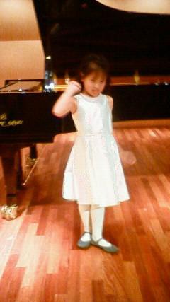 もーちゃんピアノの発表会
