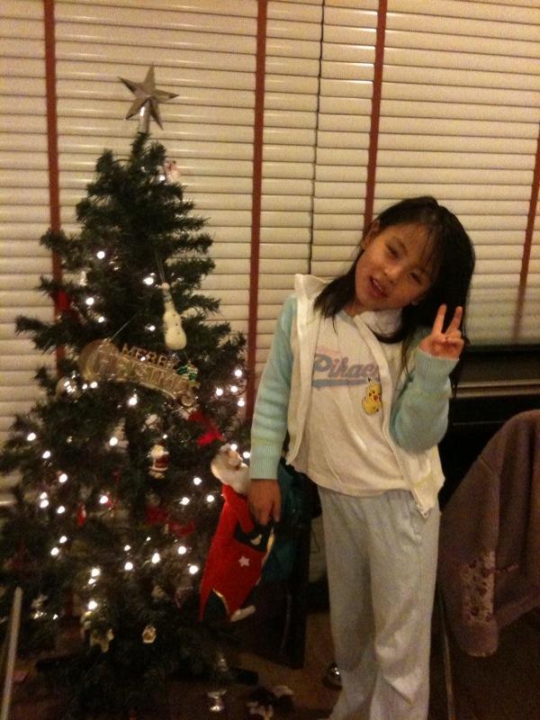 クリスマスだなぁ〜